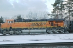 BNSF 7640, West on NS